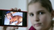 Un salchicha salvó la vida de una niña